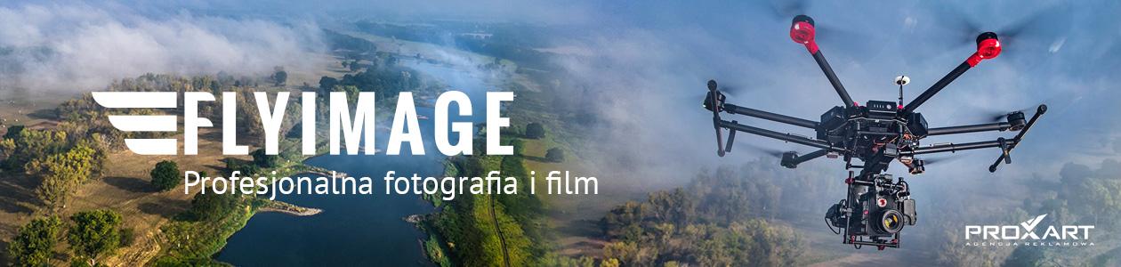 film i fotografia z drona