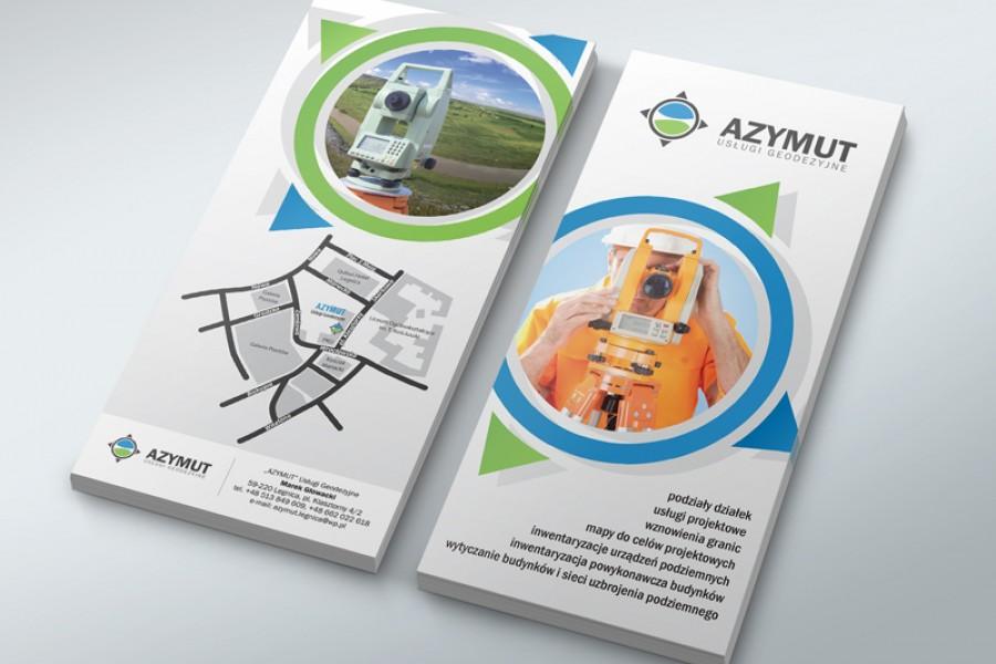PROXART - Ulotka Azymut